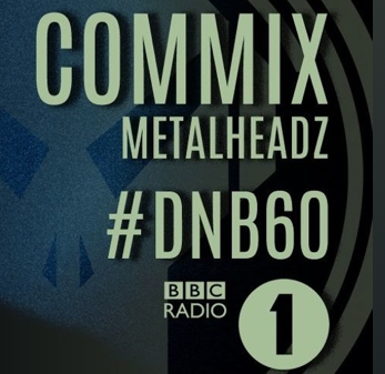 Commix | Metalheadz | BBC Radio 1 | October 2015