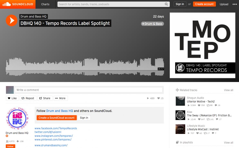 Tempo Records_Interview_DNBHQ
