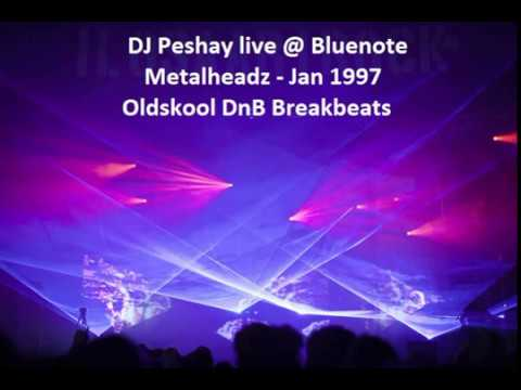 Peshay | The BlueNote | Metalheadz | 26-01-97
