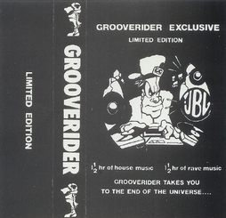 Grooverider | Lucky Spin Mix Tape (Hardcore & House) | 1993