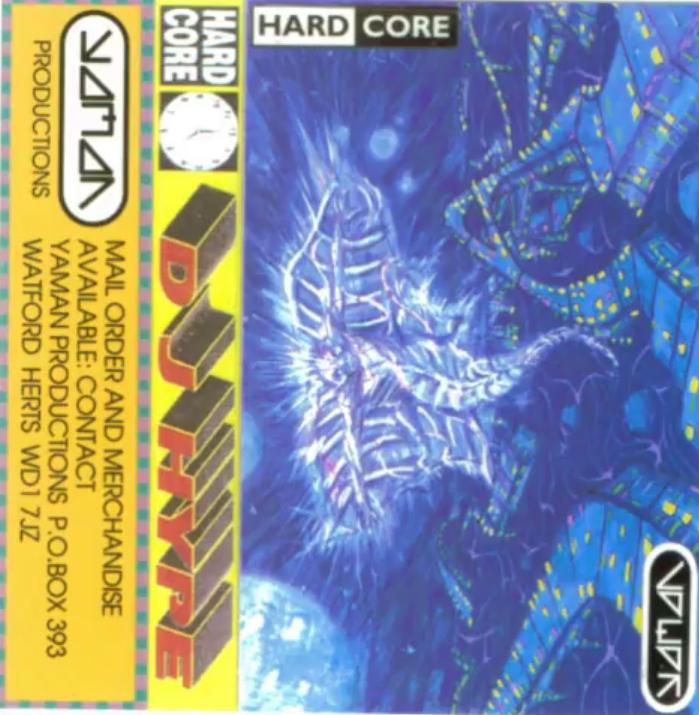 DJ Hype | Yaman Jungle Mixtape Series | Hardcore Volume 2 | Hyp02 | 1993
