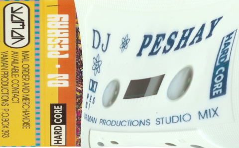 Peshay | Yaman Jungle Mixtape Series | PES01 | 1993