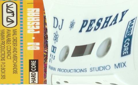 Peshay | Yaman Jungle Mixtape Series | PES01 | 1993