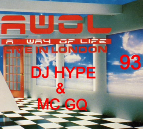 Dj Hype & Mc GQ Live in London @ AWOL 199